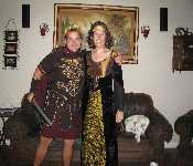 David And Kristen's Halloween Costumes 2009 3